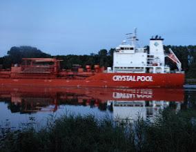 Photo: ...dieses mal Tanker
