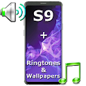 Best S9 Ringtones & Wallpapers icon