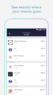Starling Bank- screenshot thumbnail