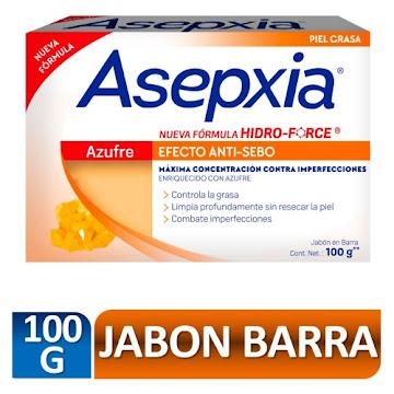 Jabón ASEPXIA Barra