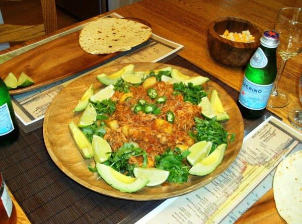 Tinga Pueblana Recipe
