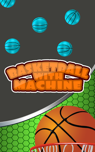 Basketball with Machines