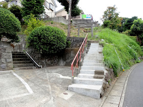 Photo: 象の鼻階段