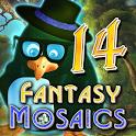 Fantasy Mosaics 14: Fourth Color icon