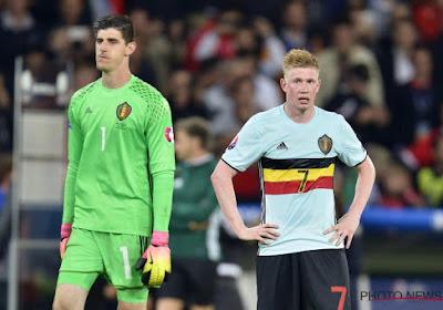 Thibaut Courtois en Kevin De Bruyne krijgen nieuwe rating op FIFA 18