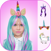 Unicorn Photo Game