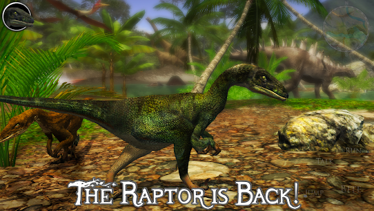 Ultimate Raptor Simulator 2 MOD Apk 1.0 (Unlocked) 1