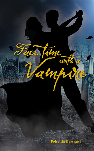 Face Time with a Vampire cover