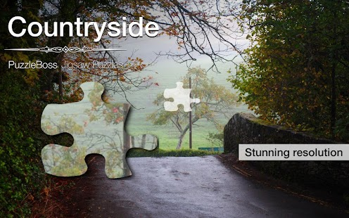 Countryside Jigsaw Puzzles- screenshot thumbnail