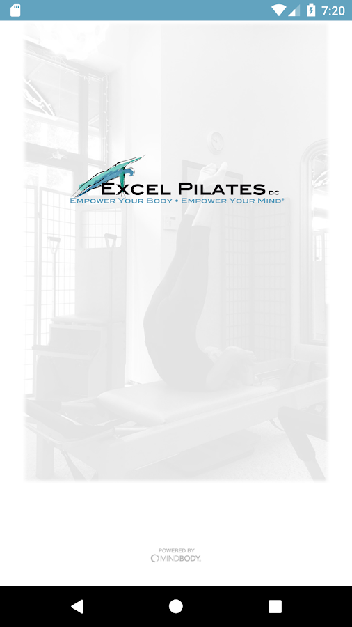 Excel Pilates DC- screenshot