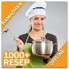 1.000+ RESEP MASAKAN INDONESIA icon