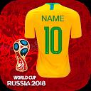 Make My Football World Cup Russia 2018 Jersey APK