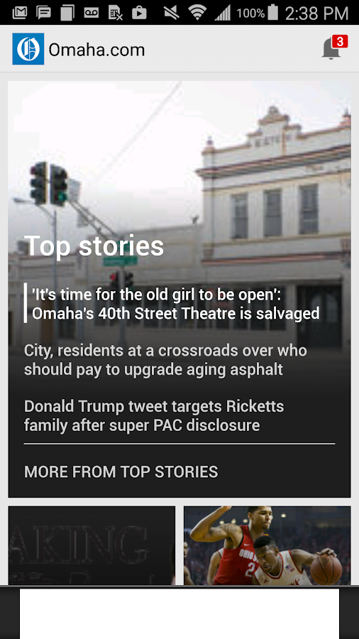 Omaha World-Herald  Omaha.com- screenshot