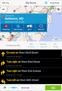 CoPilot GPS - Navigation screenshot 14