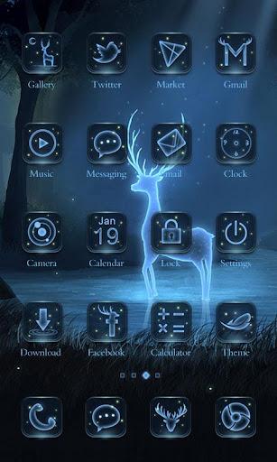玩免費個人化APP|下載Deer Theme - ZERO launcher app不用錢|硬是要APP