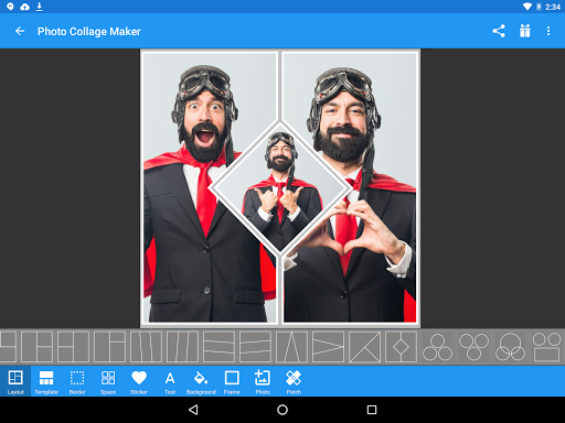 Photo Collage Maker 17.6 screenshots 8