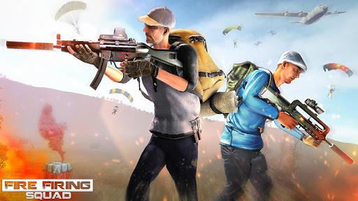 Fire Firing Squad: Free Battleground Survival Game  captures d'écran 1