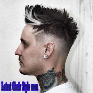 gaya rambut pria terbaru gambar mini screenshot