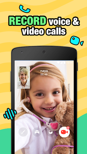 JusTalk Kids - Safe Video Chat and Messenger android2mod screenshots 2