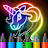 Learn to Draw Glow Cartoon logo
