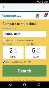 Rome Car Rental, Italy - náhled