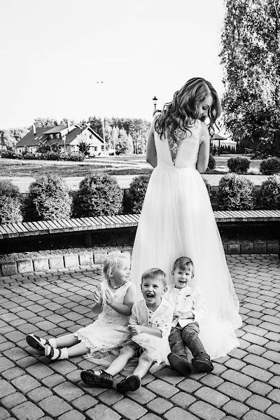 Bryllupsfotograf Gailė Vasiliauskienė (gailevasil). Bilde av 18.06.2019
