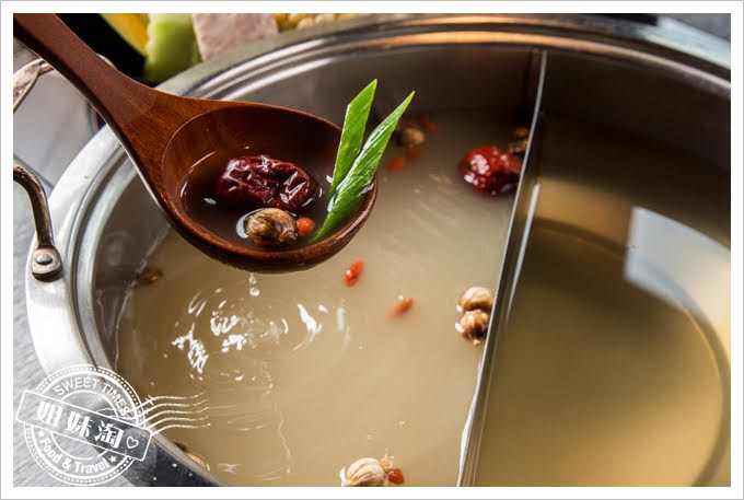 舞古賀鍋物專門店蒙古蒜香和風昆布