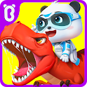 Baby Panda's Dinosaur World icon