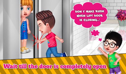 Lift Safety For Kids  screenshots 6