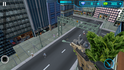 Sniper Shooting Game 3D - Sniper Game screenshot 3
