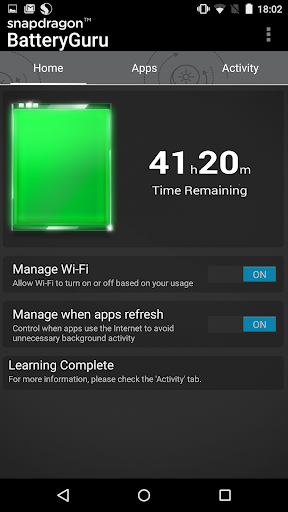 玩免費工具APP 下載Snapdragon™ BatteryGuru app不用錢 硬是要APP