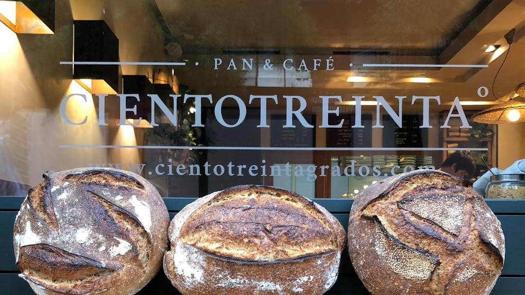 Ciento Treinta Grados - Panadería y cafetería de especialidad en Madrid