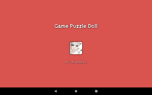 Cute And Beautifull Doll Game Puzzle android2mod screenshots 7