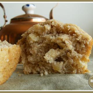Apple Cinnamon Yogurt Muffins