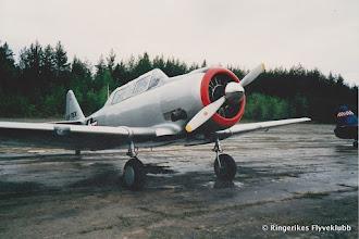 Photo: Eggemoen Flyshow 1988 arrangert av RFK. LN-TEX