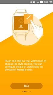 ZenWatch Manager Screenshot 6