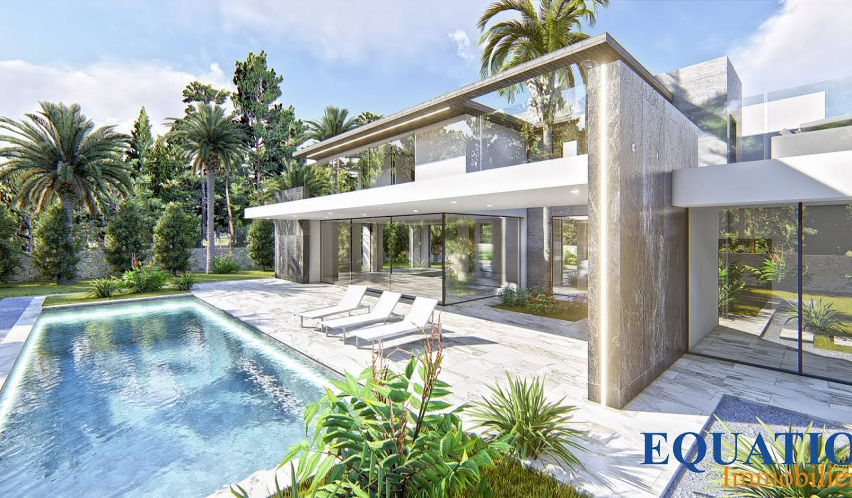 Villa avec piscine et terrasse Dénia