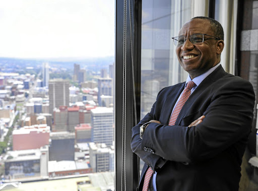 Reserve Bank deputy governor Daniel Mminele. Picture: Simphiwe Nkwali/ Sunday Times