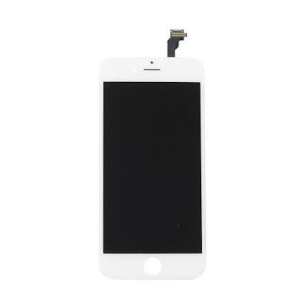 iPhone 6 LCD-skärm (LG-tillverkad)  VIT