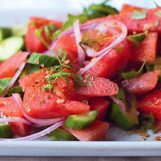 Coriander Watermelon Salad Recipes