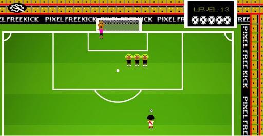 Pixel Free Kick