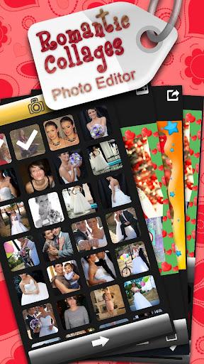 Romantic Collages Photo Editor