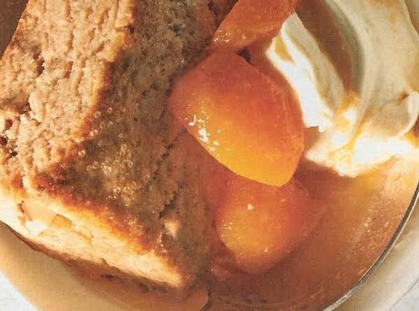 Honey & Apricot Almond Shortcakes