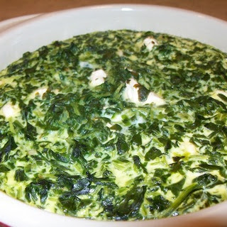 Crock-Pot Crustless Spinach & Feta Quiche