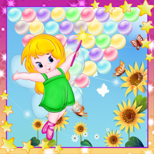 Princess Candy Bubble Shooter