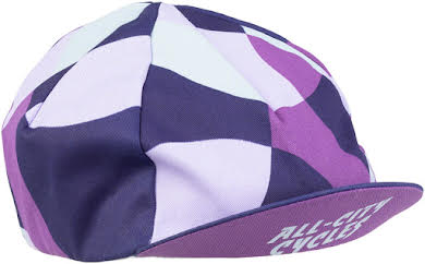 All-City Dot Game Cycling Cap - Dark Purple, One Size alternate image 3