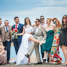 Hochzeitsfotograf Marios Kourouniotis (marioskourounio). Foto vom 25.08.2017