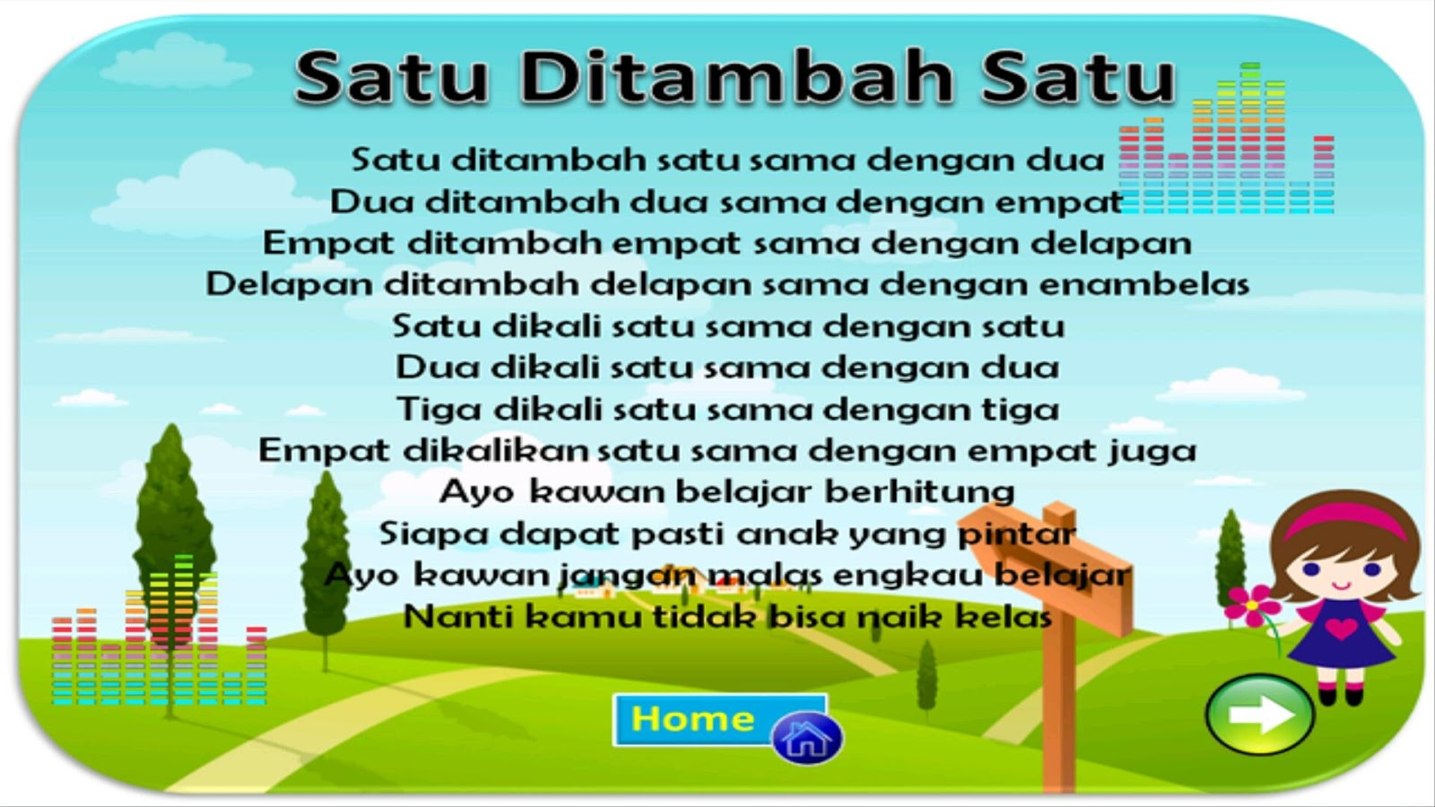 Lagu Anak Anak Indonesia Apl Android Di Google Play