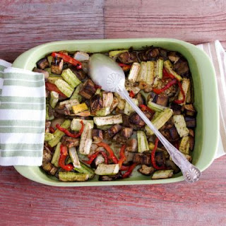 Herb Roasted Vegetable Medley