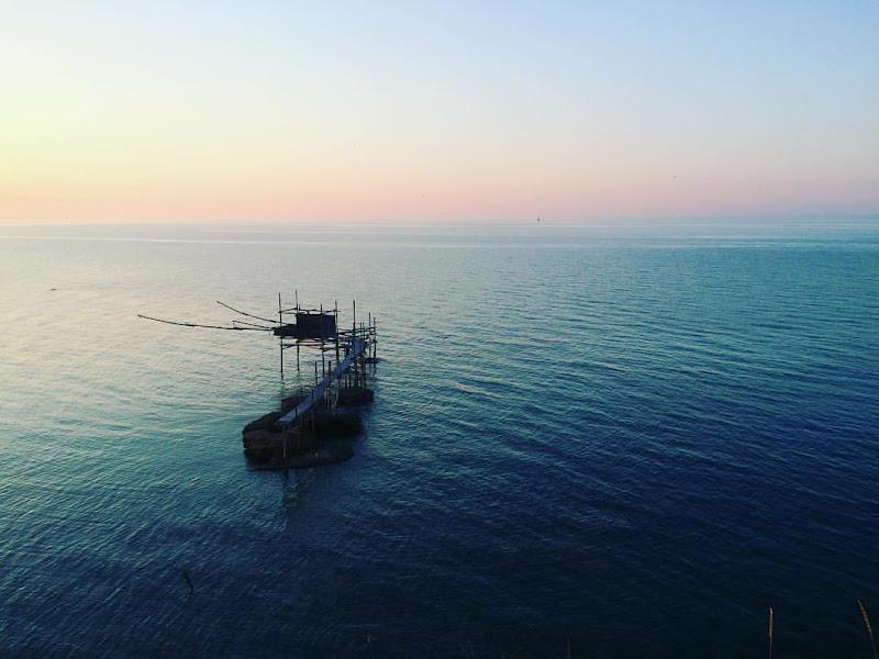 Il Trabocco di Punta Aderci di Mihaela Robu